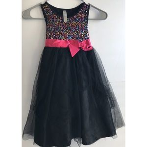 Cherokee party dress size 6/6X